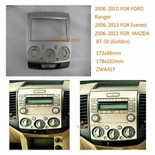 Car Radio fascia For FORD Ranger 2006-2010 Everest 2006-2013 / MAZDA BT-50 2006
