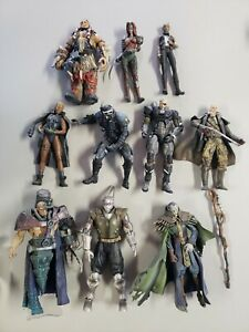Mixed Action FIGURES LOT
