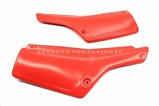 New Side Number Plates 81-83 Honda XR200R Panels Covers Flash Red (See note)#Y53