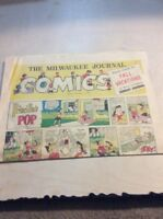 Sunday Comics Newspaper Section MILWAUKEE Journal - NOV 9 1958