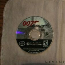 James Bond 007: Everything or Nothing (Nintendo GameCube 2004) GC disc only READ