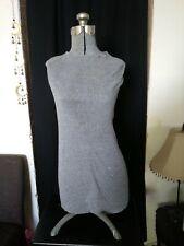 Vintage Adjustable Dress Form Mannequin Female Torso 1950 1960