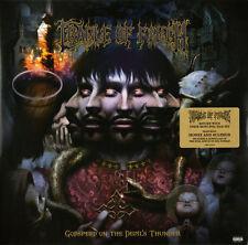 Cradle Of Filth - Godspeed On The Devil's Thunder 2 x LP - SEALED - NEW COPY