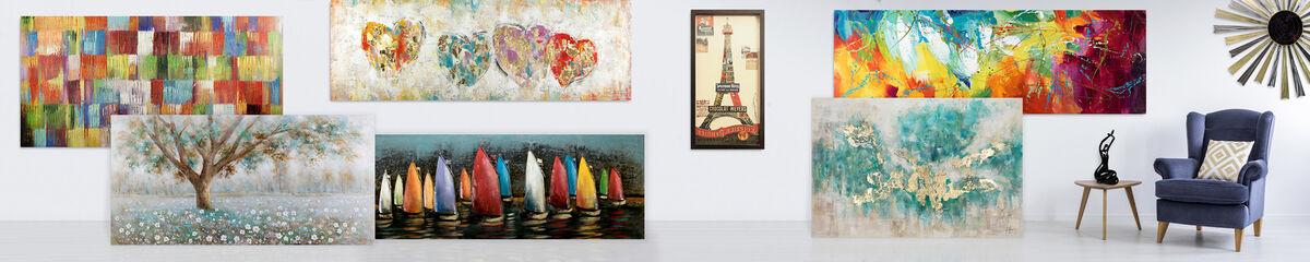 KUNSTLOFT Gemälde & Skulpturen