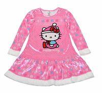Hello Kitty Big Girls' Sleep Gown Pajamas