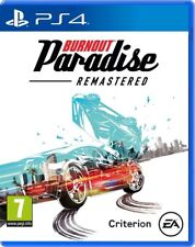 VIDEOGIOCO BURNOUT PARADISE REMASTERED 4K PS4 GIOCO ITALIANO PLAY STATION 4
