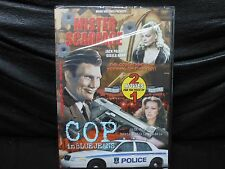 Mister Scarface / Cop In Blue Jeans (DVD, 2003) Double Feature with Jack Palance
