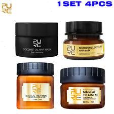 60/120ml PURC Magical Keratin Treatment Hair Mask 5 Seconds Restore Damage Hair