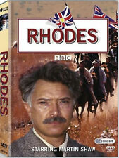 RHODES BBC DVD Martin Shaw Neil Pearson UK Release New Sealed R2