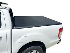 Tough Soft Tonneau Cover for Mitsubishi Triton MN 10-15 Dual Cab Foldable