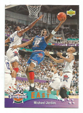 1992-93 Upper Deck #425 Michael Jordan All-Star Chicago Bulls