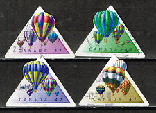 Canada Air Baloons stamp set