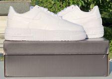 Nike Air Force 1 Pixel White (W) Weiß NEU Sneaker Schuhe CK6649-100