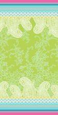 Asciugamani floreale per il bagno 100% Cotone