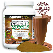 Superfood Protein Greens PH50 CHOCOLATE FLAVOR Powder Shake Supplement