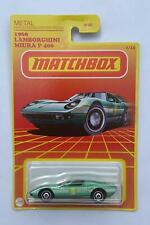 Matchbox 1966 Lamborghini Miura P 400