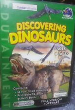 Discovering dinosaurs ages 6 to 12+