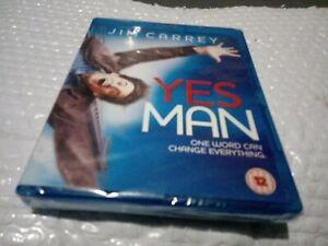 Yes Man Blu-ray (2009) Jim Carrey, used, re-sealed