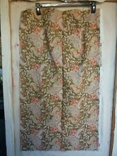 SENTIMENTAL JOURNEY  PAISLEY FABRIC R RANDOLPH FOR SSI    1  YD.   NEW OLD STOCK