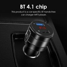 Bluetooth Car USB Charger Mp3 Player Kit FM Transmitter Audio for Iphonesamsung0