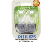 NEW Philips 4057 Automotive 2-Pack 4057LLB2 Bulb