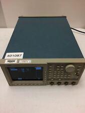 Tektronix AWG2040 Arbitrary Waveform Generator 1Hz to 500 mHz 1GS 1CH