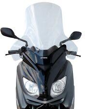2715/A FABBRI Parabrezza + Attacchi per Yamaha X-Max 250 2010 2011 2012 2013