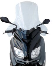 Fabbri 2715/EX Parabrezza Trasparente Per Yamaha X-MAX 250 10 11 12 13