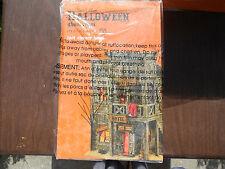DEPT 56 HALLOWEEN VILLAGE LAST CHANCE HOTEL NIB *Still Sealed*