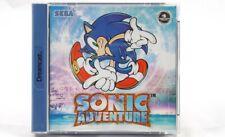 Sonic Adventure (Sega Dreamcast) Spiel in OVP - GUT