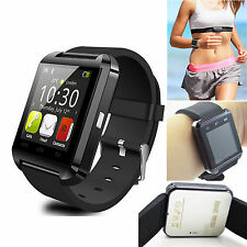 Bluetooth Wrist Smart Watch Phone Mate For Samsung Galaxy A3 A5 Note 5 4 3 ASUS