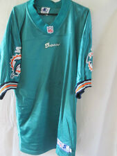 Miami dauphins 1980's NFL Football Américain Jersey Shirt Large / 13331