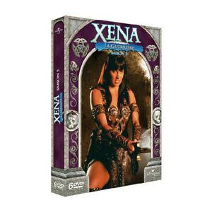 Xena, Principessa Guerriera Stagione 5 DVD Nuova