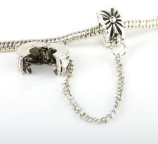 HOT Charms Beads Fit sterling 925 Necklace European charm Bracelet Chain #Q290