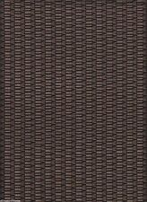 6 yds Knoll Luxe Upholstery Fabric MCM Worth Raisin Brown K12122 RF3