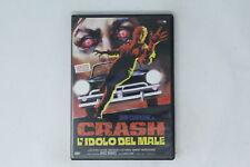 DVD CRASH L'IDOLO DEL MALE CULT 70 1976 CHARLES BAND [LI-029]
