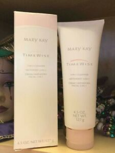 Mary Kay TimeWise 3-In-1 Cleanser Normal to Dry NEW IN BOX 869400