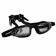 Aryca SS300 TP Supreme Series Swimming Goggles with Tinted Lenses (Black) NEW