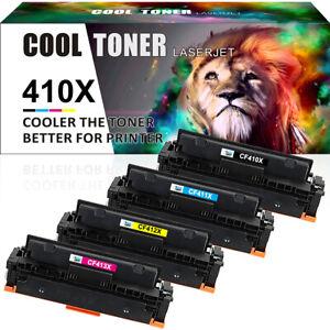 CF410X Toner Compatible for HP 410X Color LaserJet Pro M377dw M477fdw M452nw