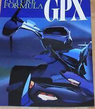 Ikuto Yamashita Future GPX Cyber Formula Fan Doujinshi