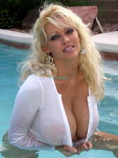 ADARA MICHAELS 8X12 original PHOTO -403-  BUSTY LEGEND