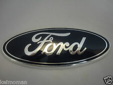 Genuine Ford Fiesta MK7 Delantero Parrilla Insignia De Ford Oval Azul 2008-2013