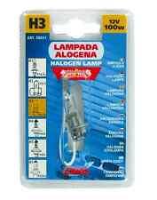 LAMPADA ALOGENA H3 SPECIALE USO COMPETIZIONE 12v 100W PK22s COD.58031