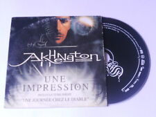 Akhénaton - une impression - cd single