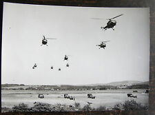 Aviation, HELICOPTERE SE 3160 ALOUETTE III, CAMION JEEP MANOEUVRE