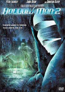 Hollow Man II (DVD, 2006) New Sealed