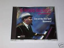 CD - THELONIOUS MONK - LIVE AT THE FIVE SPOT - Coltrane