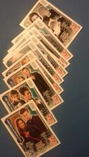 Dr Who Alien Attax 50 Anniversary Companion Boost cards full set