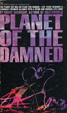 Planet of the Damned-Harry Harrison-Vintage Bantam SF Paperback Original-1962