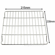 Square Chrome Rack Tray for Whirlpool Oven Cooker Grill Pan Spare Part